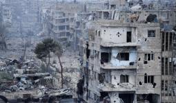 الأونروا: (32) مُنشأة دُمّرت في مخيّم اليرموك بينها (16) مدرسة