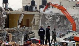 الاتحاد الأوروبي يُدين عمليّات هدم الاحتلال في مُخيّم شعفاط