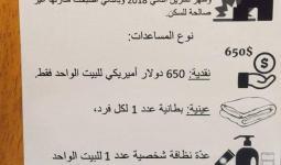 الصليب الأحمر في لبنان يُعلن عن مساعدات للعائلات المُتضررة من اشتباكات الميّة وميّة