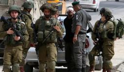 اعتقالات في الضفة المحتلة تطال مُخيّمي عسكر وبلاطة