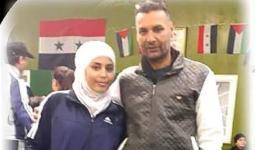 فلسطينية من مخيم خان دنون تتأهل لتصفيأت كأس آسيا بكرة السلة - وكالات
