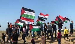 غزة: (3) شهداء وعشرات الإصابات في جمعة