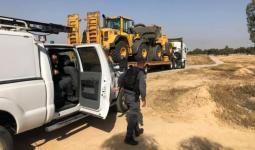 الاحتلال يهدم قرية العراقيب في النقب للمرة 145