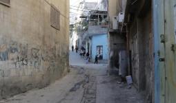 سلطات الاحتلال تقطع المياه عن مُخيّم شعفاط