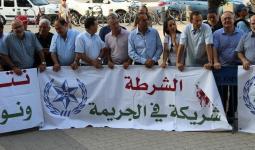 فلسطينيو الداخل يحمّلون سلطات الاحتلال مسؤولية انتشار العنف