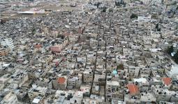 مخيم بلاطة للاجئين الفلسطينيين / نابلس
