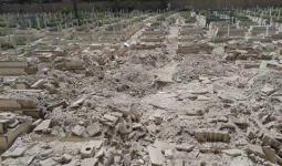 أنباء عن عمليات نبش جديدة للمقبرة