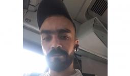 الشاب المفقود زاكي سمير محمد