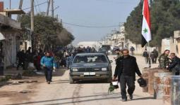حذر وترقّب بين فلسطينيي درعا بسبب تشديد حملات