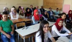 نسب نجاح عالية بين الطلاب الفلسطينيين في شهادة الثانوية العامة بلبنان
