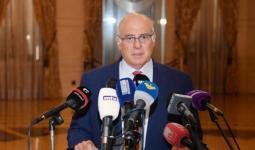 وزير العمل اللبناني كميل أبو سليمان - الوكالة الوطنية اللبنانية للإعلام