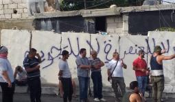 المخيّمات تواصل حراكها بالتزامن مع مؤتمر شعبي في سفارة السلطة ببيروت