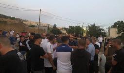 إضراب عام وغضب يسودان عرعرة  .. مصدر الصورة: