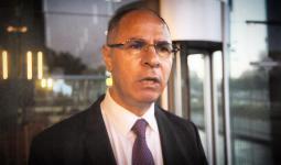 سفير السلطة الفلسطينية في تركيا فائد مصطفى
