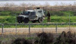 حدث أمني واستهداف صهيوني شمالي قطاع غزة وأنباء عن ارتقاء شهيد