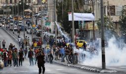 إصابات في اقتحام قوات الاحتلال مُخيّم العرّوب