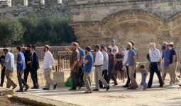 اقتحامات في المسجد الأقصى ودعوات لشد الرحال والرباط