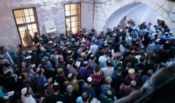 (51) إصابة في مواجهات قبر يوسف قُرب مُخيّم بلاطة