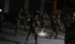 وحدات خاصة من جيش الاحتلال تختطف لاجئاً فلسطينياُ من مخيم جنين