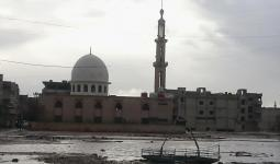من مخيم الحسينية