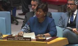 بنسودا: التحقيق في جرائم الحرب لم يُفتح بعد وسيشمل