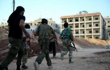 إصابة شاب فلسطيني في حلب