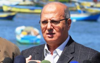رئيس اللجنة الشعبية لمواجهة الحصار على غزة جمال الخضري
