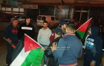 الحراك الشعبي في مخيم نهر البارد يقيم اعتصاماً جماهيرياً للتأكيد على مطالب أهالي المخيم