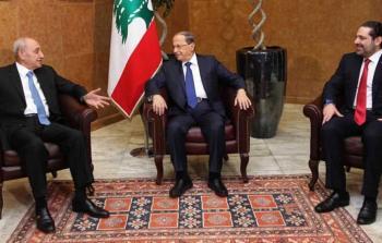 الإعلان عن التشكيل الحكومي الجديد في لبنان واستحداث 5 وزارات إحداها لشؤون النازحين