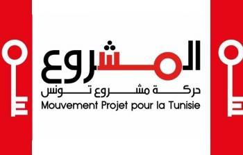 رفع علم فلسطين على مقرات حركة