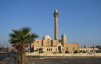 مسجد حسن بيك - يافا المحتلة