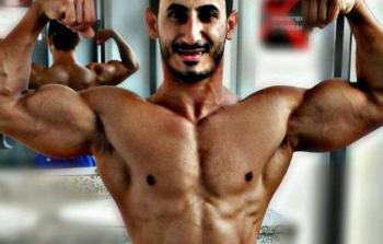 اللاجئ الفلسطيني السوري أحمد نوفل