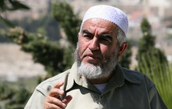 الاحتلال يرفض إنهاء عزل الشيخ رائد صلاح