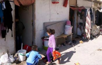 اللجنة الشعبية في إقليم الخروب تدعو المُهجّرين الفلسطينيين للتسجيل للمساعدة الشتوية