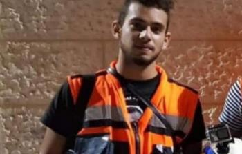الشهيد ساجد مزهر - مخيم الدهيشة