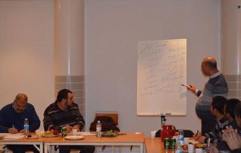 إطلاق تجمع المعلمين الفلسطينيين في الدنمارك