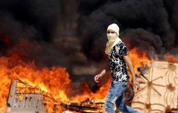 اليوم الثالث عشر.. استمرار فعاليات دعم الأسرى المضربين في سجون الاحتلال