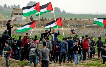 الخارجية تُدين تهديدات الاحتلال لمسيرات العودة