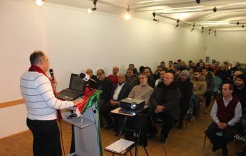 انقسام على وحدة فلسطينيي النمسا في جالية واحدة