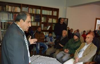 سفير دولة فلسطين يوزع منحة على اللاجئين في نيقوسيا القبرصية