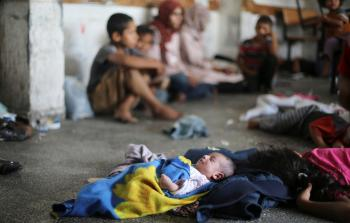 صورة أرشيفية من قطاع غزة