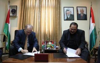 توقيع مُذكّرة تفاهم لتوفير منح دراسية لمخيّمات اللاجئين في لبنان وسوريا