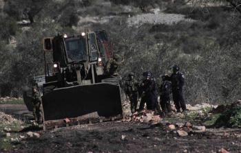 مواجهات وإصابات في الضفة المحتلة وقطاع غزة