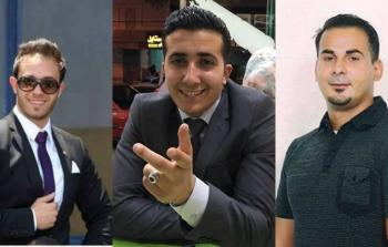 بلال كايد والشقيقين البلبول أحرار بعد معركتهم في الإضراب المفتوح عن الطعام