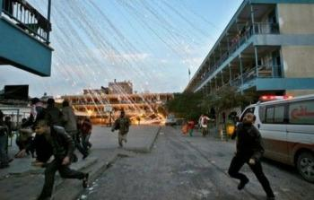 الأمم المتحدة تُطالب الاحتلال بالتعويض عن قصف مدارسها في غزة