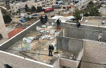 الاحتلال يهدم بناية من 4 طبقات في القدس المحتلة