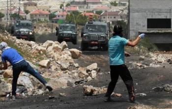 فلسطين المحتلة-أرشيفية