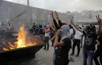 إصابات واعتقالات خلال مواجهات في القدس المحتلة تطال مخيّم شعفاط