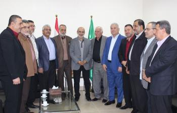 أبرز ما صدر عن اللجنة الأمنيّة الفلسطينية العليا في لبنان بعد لقاء القوى السياسية الصيداوية