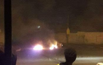 مواجهات بين الشبان وأجهزة أمن السلطة في مخيم جنين واعتقال خمسة شبان